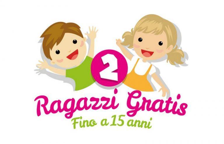 Offerta Ragazzi Gratis fino a 15 anni Club Family Cervia