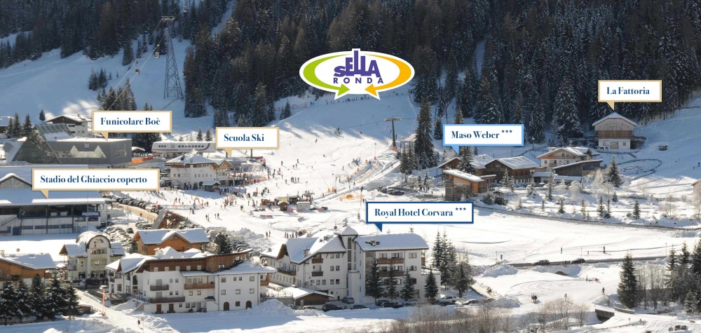 Offerte Vacanze in Montagna con Royal Hotels