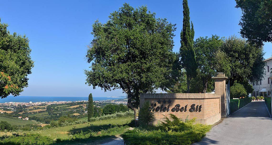 Hotel Bel Sit: un angolo di paradiso nel cuore di Senigallia