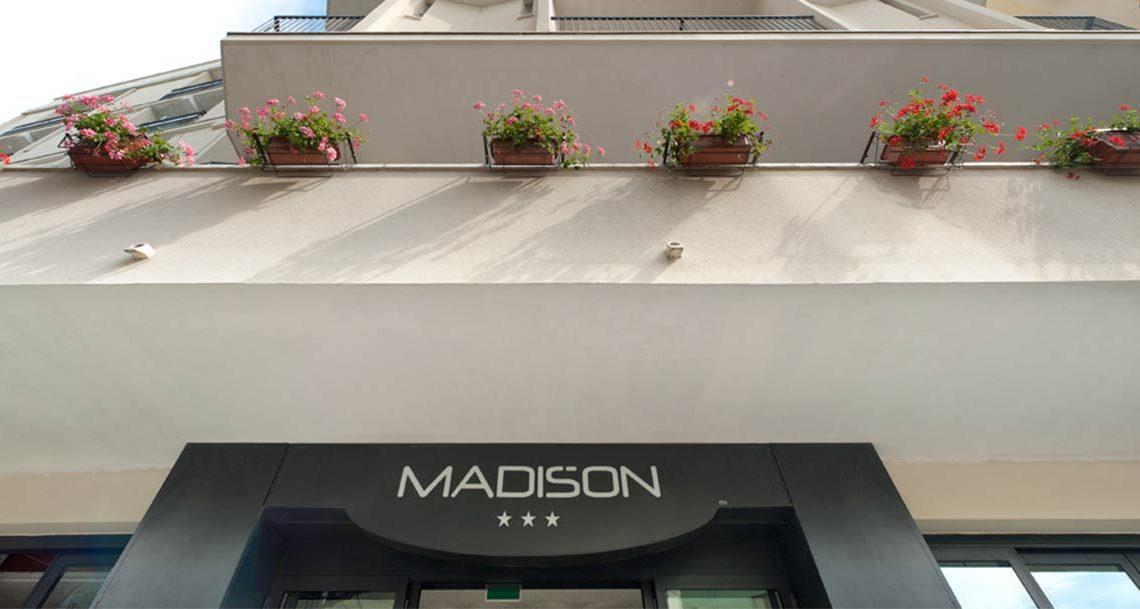 Hotel Madison: la tua vacanza a Gabicce Mare