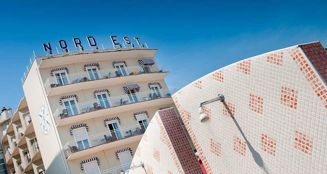 Hotel Nord Est: una vacanza a Cattolica direttamente sul mare