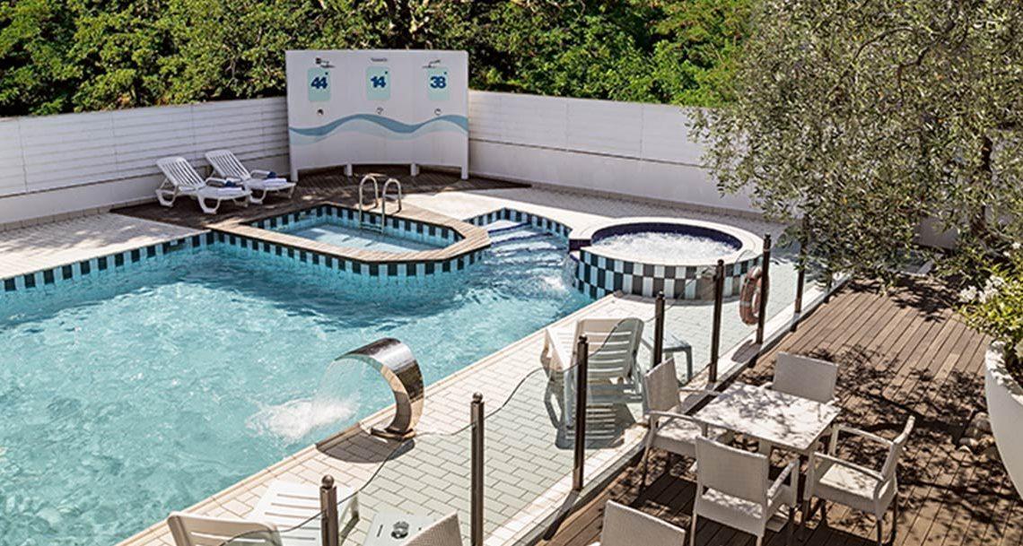 Offerta Hotel Magic con Area Benessere e Piscina a Riccione