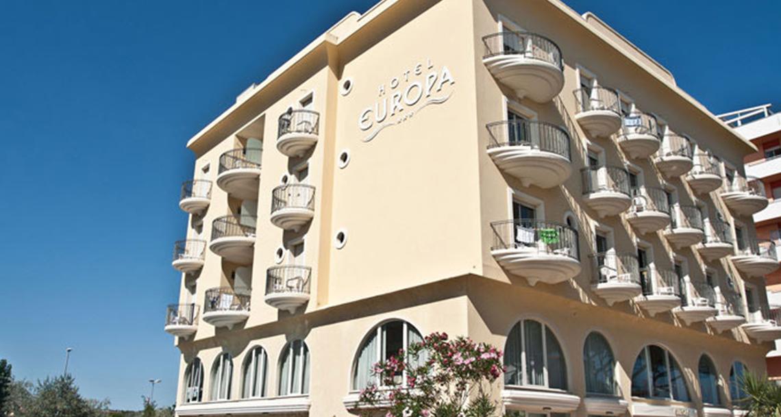 Hotel Europa, il tuo 3 stelle a Misano Adriatico con piscina