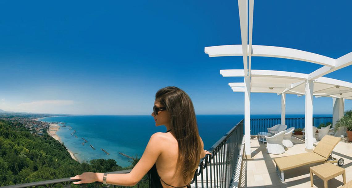 Il tuo angolo di paradiso tra cielo e mare: Hotel Posillipo Gabicce