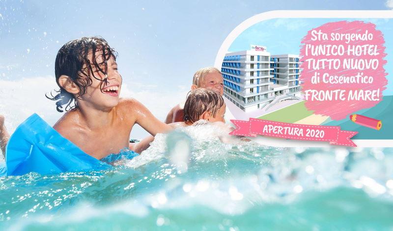 Club Family Hotel Cesenatico Beach per la tua vacanza in famiglia