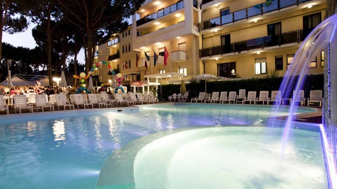 Club Family Hotel Executive a Cesenatico: benvenuto nella tua vacanza di famiglia